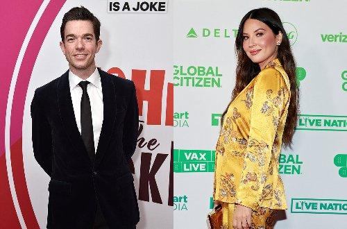 John Mulaney Dating Actress Olivia Munn Days After Announcing Divorce From Wife Annamarie Tendler
