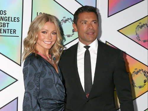 Mark Consuelos Embarrassed By Kelly Ripa's Oversharing Of Their Sex Life?