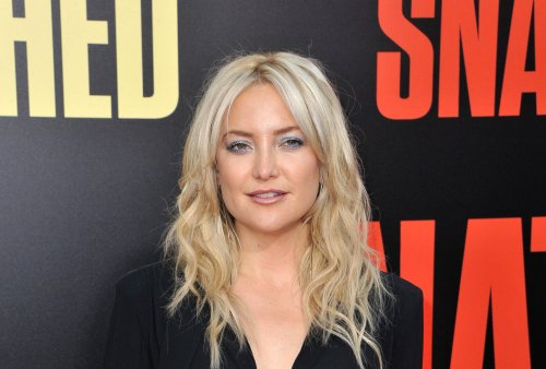 Kate Hudson's Leopard Print PJs Is The Loungewear You Need In Your Closet Right Now