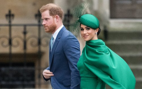 Meghan Markle Throwing $1 Million Baby Shower?