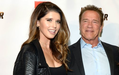 Arnold Schwarzenegger 'Banned' From Being Around Granddaughter By Katherine Schwarzenegger?
