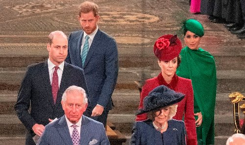 Prince William's 'Crisis Meeting,' Meghan Markle's '$10 Million' Royal Theft, And This Week's Royal Stories