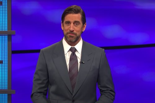 Report: Aaron Rodgers Now Second Choice In Running For Permanent 'Jeopardy!' Host
