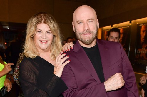 Report: Kirstie Alley Sets Her Sights On Dating Her 'One True Love' John Travolta