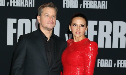 Report: Matt Damon Spotted Without Ring, Marriage In Trouble