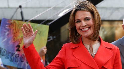 Savannah Guthrie's Guest Hosting 'Jeopardy!' Here's What Fans Think So Far