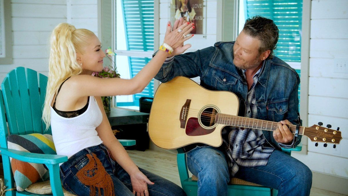 Gwen Stefani, Blake Shelton Want A Baby Girl Now That They're Married?