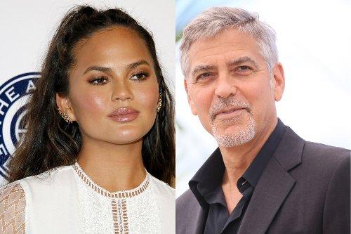 Chrissy Teigen's '$315M Divorce,' George Clooney's 'Trial Separation,' And More Celebrity Stories