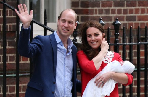 Reports Say Baby #4 On The Way For Prince William And Kate Middleton