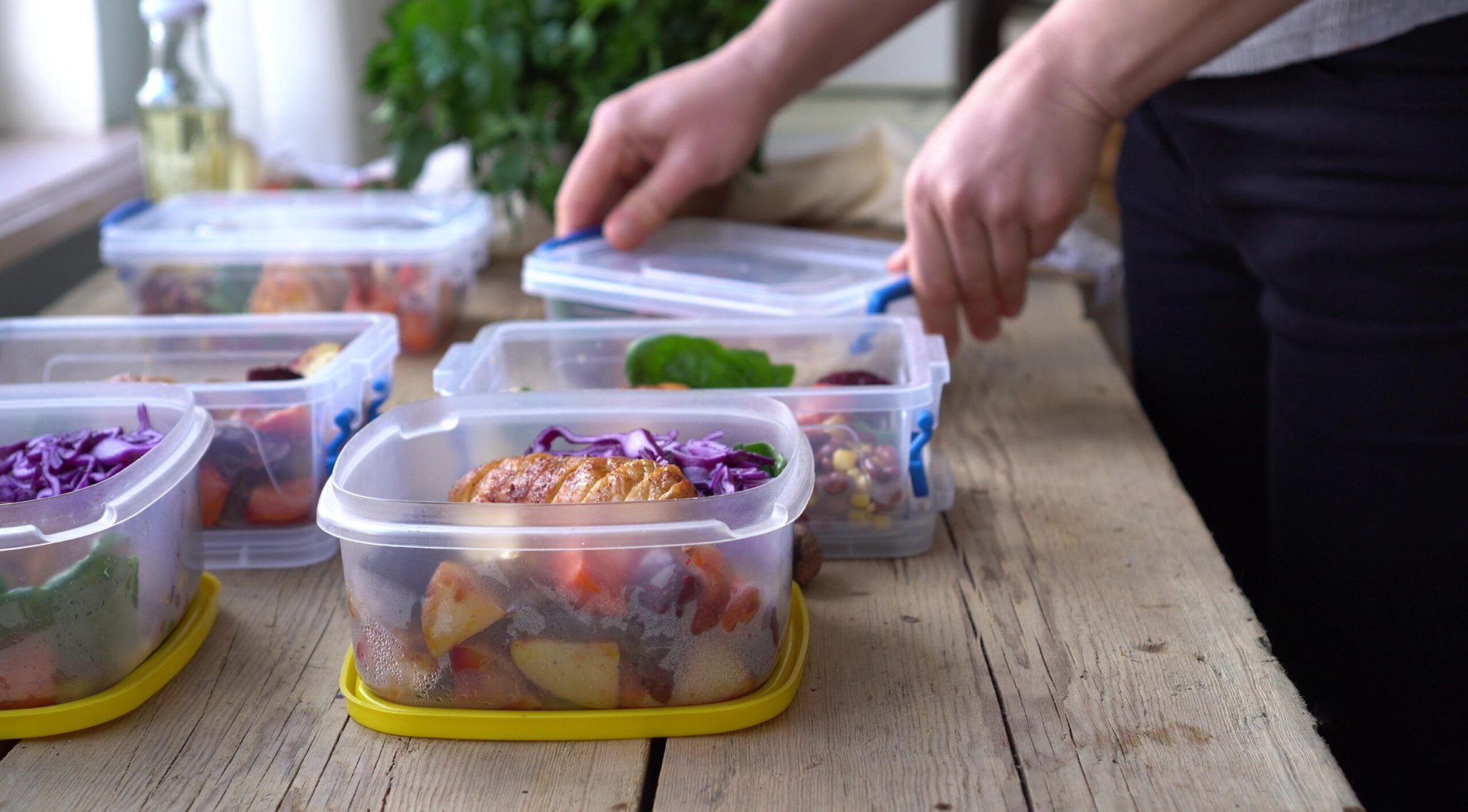 5 Easy Ways To Add Variety To Your Meal Prep Routine To Eat Something Different Every Day