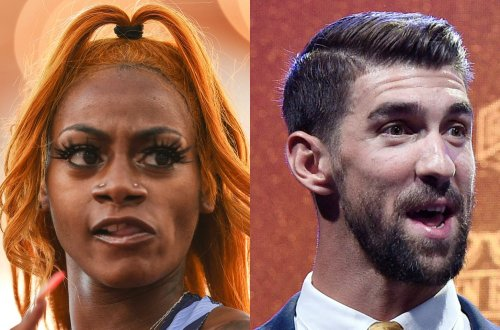 Sha'Carri Richardson Tested Positive For Weed And Was Banned, Michael Phelps Got Caught But Wasn't. What's The Difference?