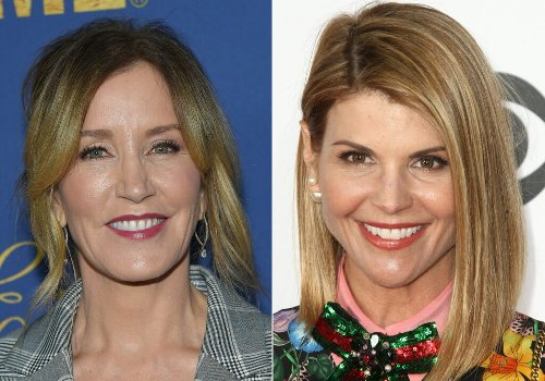 Felicity Huffman Upset Lori Loughlin Getting Acting Roles While She's Not?
