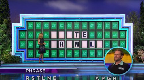 Pat Sajak Suffers Embarrassing Gaffe On 'Wheel Of Fortune', But Contestant Still Gets It Wrong