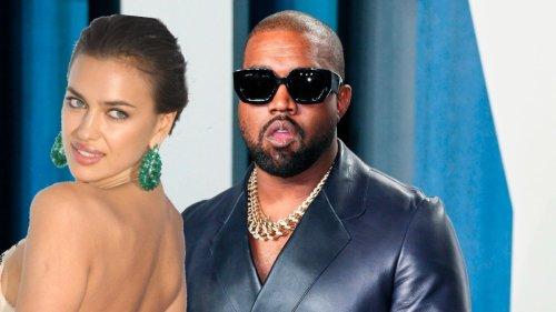 Kanye West And Irina Shayk 'Over Already'?