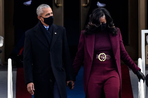 Barack Obama's Marriage To Michelle In Trouble? - Gossip Cop