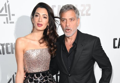 George Clooney Wants To Save Marriage By Having More Twins?