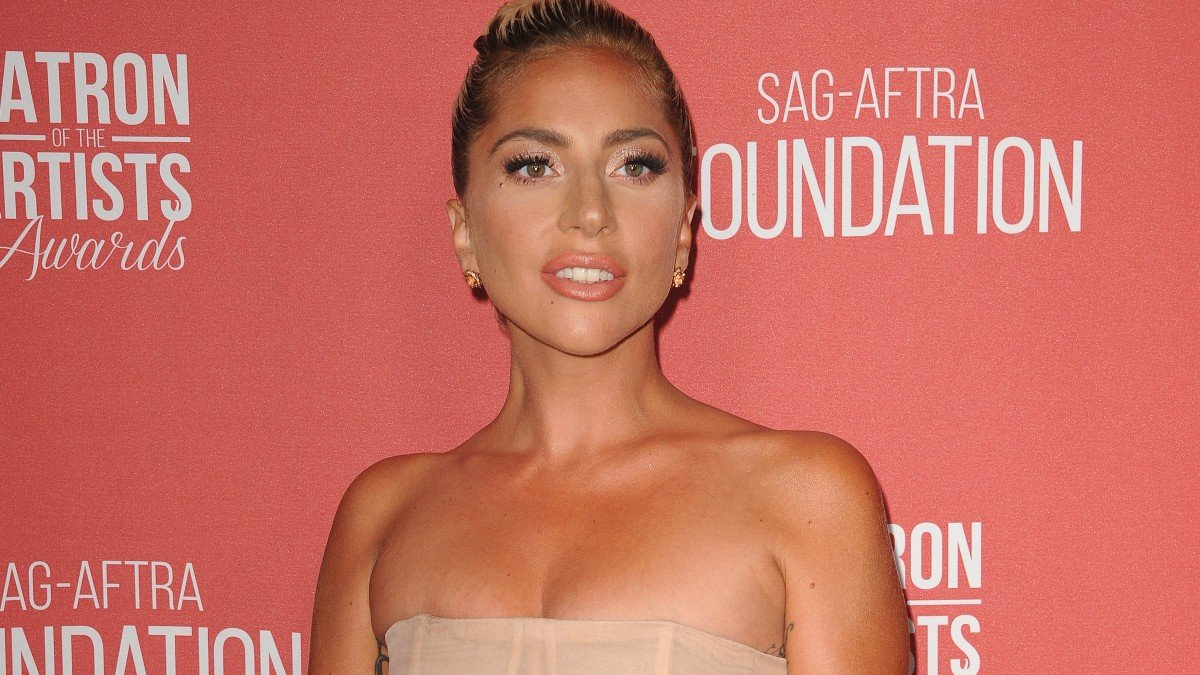 Lady Gaga Goes Without Makeup – Or A Shirt – In Latest Instagram Video