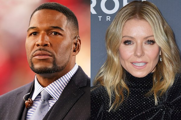 How Michael Strahan Really Feels About Kelly Ripa And Why He Left 'Live'