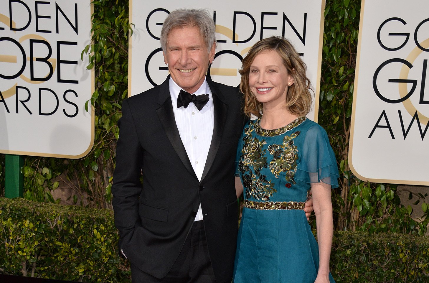 Reports Claim Harrison Ford's Marriage To Calista Flockhart Is On The Rocks