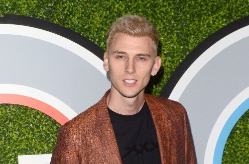 Did MGK Get A Hair Transplant? The Before And After Photos Are Telling