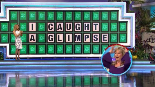 Teacher Breaks Record With Her 'Wheel Of Fortune' Prize Winnings And Her Reaction Is Priceless