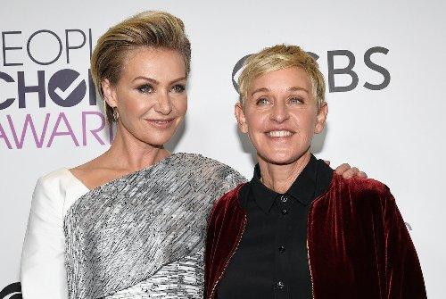 Ellen DeGeneres Giving Up Hollywood, Moving To Australia With Portia De Rossi?