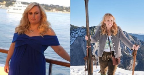 How Rebel Wilson Shed Over 60 Lbs This Year