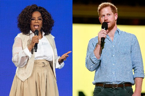 Prince Harry And Oprah Winfrey's Show On Mental Health Has A Premiere Date And Some Pretty Big Stars Appearing On It