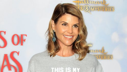 Lori Loughlin Sending A Message With Her First Public Appearance Since Prison Release