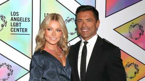 Kelly Ripa's Youngest Son Is All Grown Up And Looks Just Like His Dad