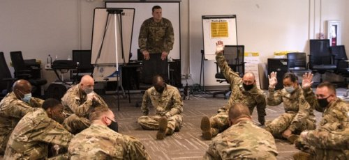 Hundreds of Troops Complain About 'Woke' Racism, Extremism Training, Cotton Claims