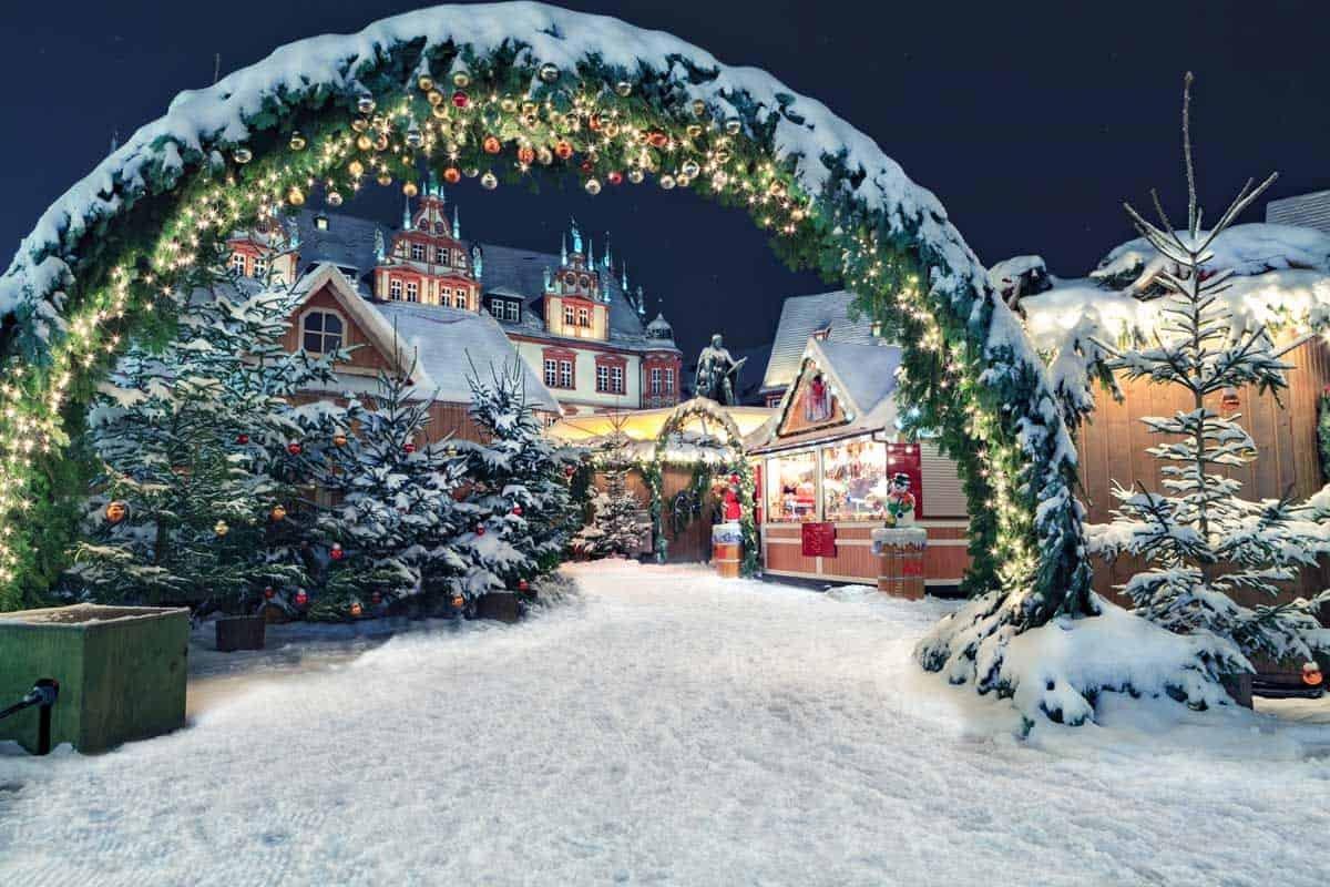 German Christmas Market Traditions