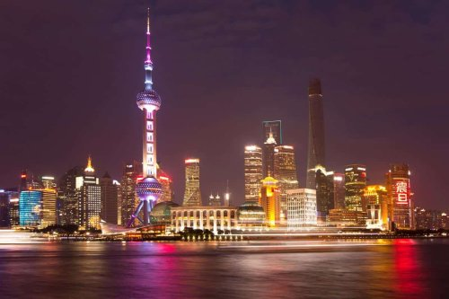 Top Five Shanghai Skyscrapers of 2021
