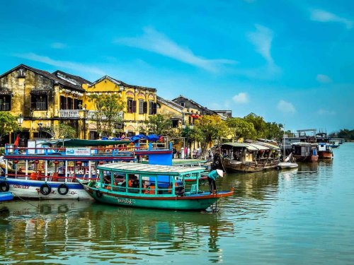 Exploring Vietnam's Coastal City of Hoi An