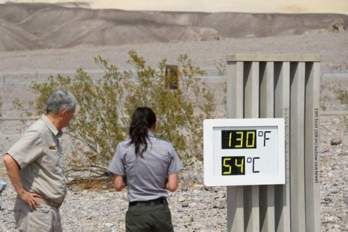 The Record Temperatures Enveloping The West Are Not Your Average Heat Wave