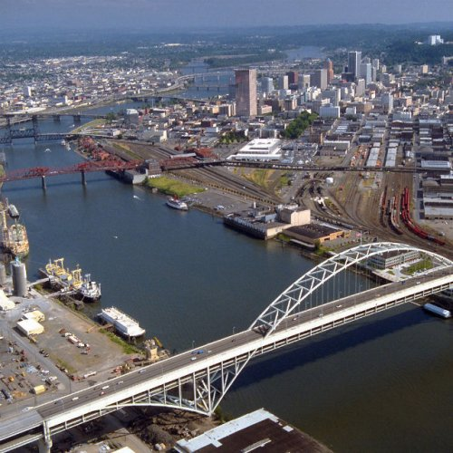 4 Self-Guided Walking Tours in Portland, Oregon + Create Your Own Map