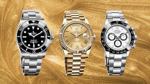 Rolex-Uhren: Die Preise der wichtigsten Modelle von Submariner bis Daytona – und so kaufen Sie sie man sie gebraucht
