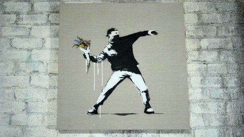Banksy: Das Geheimnis um die Identität des Streetart-Künstlers und die Message hinter seinen (kontroversen) Werken