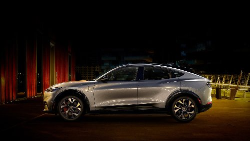 Ford Mustang Mach-E: Der elektrische Hengst im GQ-Test