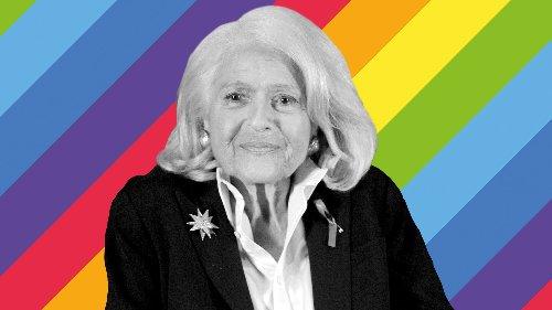 Edith Windsor: Die Frau, die ein homophobes US-Gesetz zu Fall brachte – und die Ehe für alle möglich machte