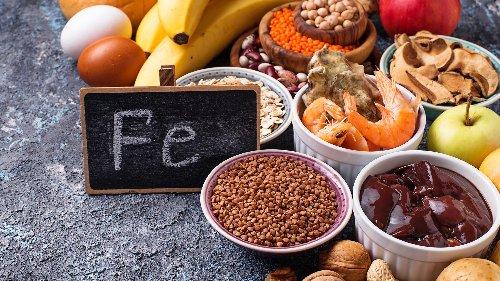 Sieben Tipps bei Eisenmangel: Diese Lebensmittelkombinationen sollten Sie vermeiden
