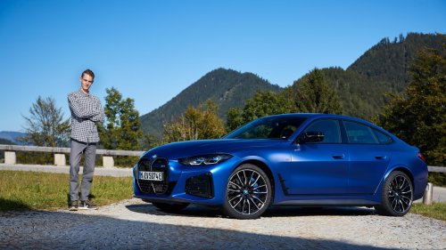 BMW i4 M50 im Test: So viel Power steckt im ersten elektrischen BMW M-Modell