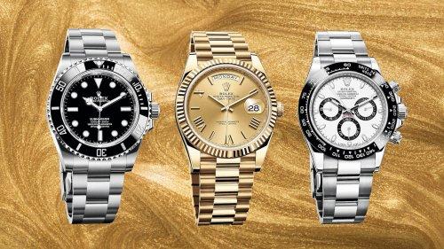 Rolex-Uhren: Die Preise der wichtigsten Modelle von Submariner bis Daytona – und so kaufen Sie sie gebraucht