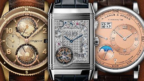 Ultrakompliziert: Diese Uhren von JLC, Montblanc und A Lange & Söhne rauben uns den Atem
