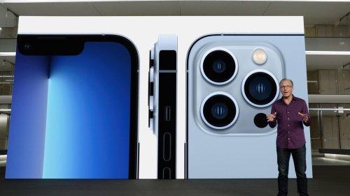 iPhone 13: Diese Details hat uns Apple bei der Keynote verschwiegen
