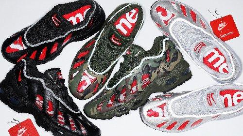 Nike x Supreme: Sind das die besten Sneaker aller Zeiten?