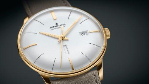 Junghans: Neue Uhr zeigt die Gangdauer jetzt sichtbar mit Ampelsystem an