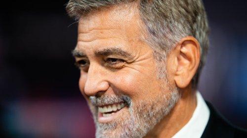 """George Clooney beschimpft Donald Trump: """"Er war ein Armleuchter"""""""