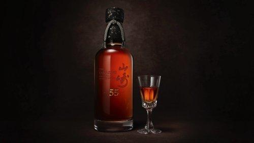 Yamazaki 55: So schmeckt der älteste und teuerste japanische Whisky der Welt
