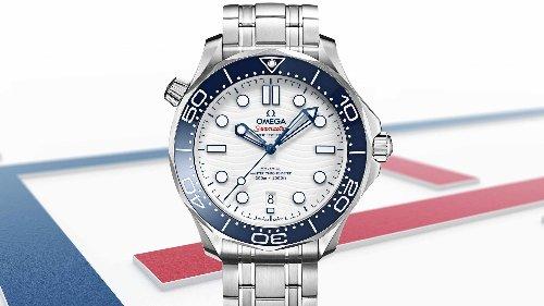 Omega veröffentlicht 100 Tage vor den Olympischen Spielen eine neue Seamaster-Sonderedition